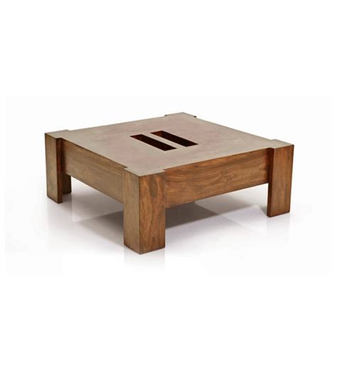 mango wood coffee table by mudra coffee centre