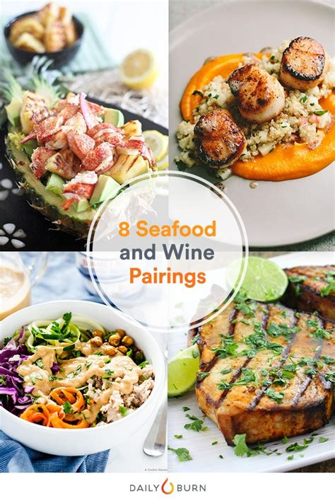 what s for dinner 8 seafood recipes plus wine pairings - Dinner For 8 Recipes