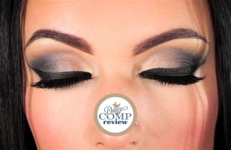 makeup tutorial video lecture quot smouldering smokey eyes quot makeup tutorial dance comp
