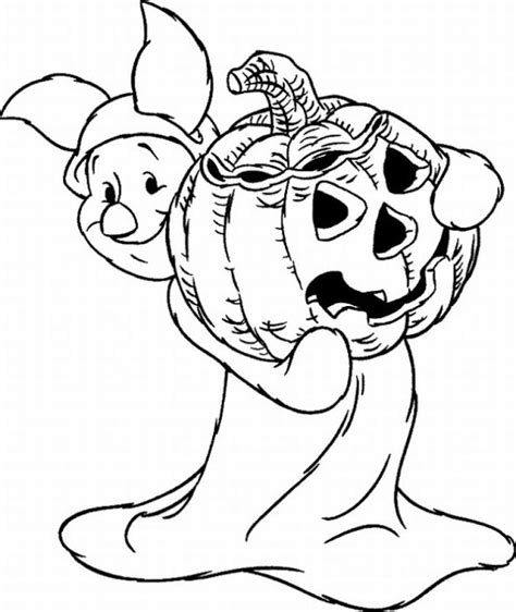 halloween coloring pages disney characters halloween disney images to color