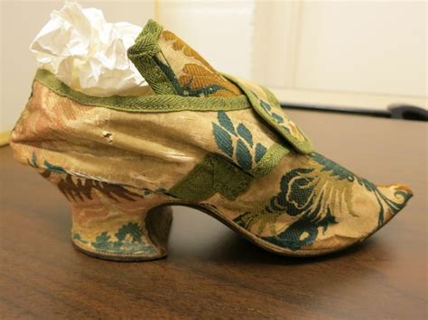mid century shoe 18th century shoes at the honolulu museum of art the