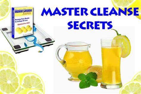 Detox Cleanse Stanley by A Comprehensive Review Of Master Cleanse Secrets