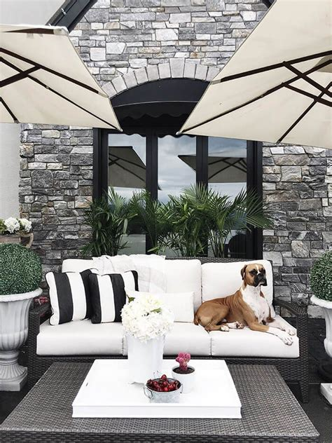 You can make any outdoor space magical with some good lighting! Interiors Love Pinterest
