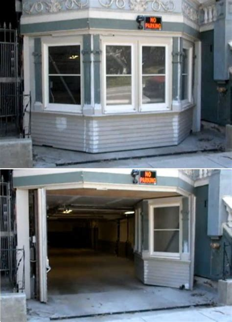cool garage doors best hidden door in walls this hidden garage door is