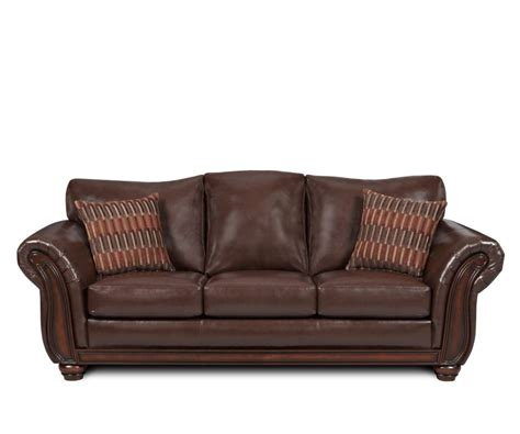 leather sleeper couches sofas leather sleeper sofas pattern cushions brown sofa
