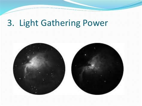 Light Gathering Power by Lou Mvas Telescope