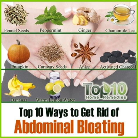 how to get rid of bloating | top 10 home remedies