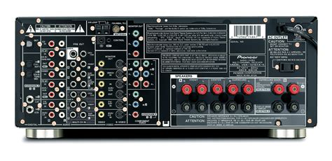 vsx tx thx select  channel av receiver