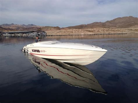 excel boats factory 1997 wellcraft scarab powerboat for sale in nevada