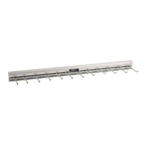 commercial 36 in wall mount utensil holder etundra