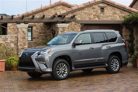 lexus announces updated 2014 gx 460 lexus enthusiast