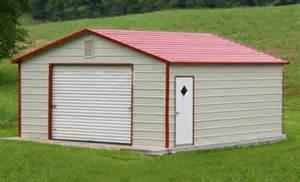 Steel Building Garage Kits Prefab Steel Garages Metal Buildings And Garage Buildings