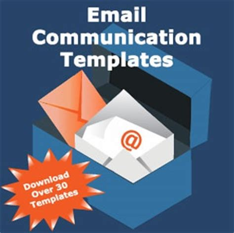 Save Time Writing Professional Emails Communication Email Templates