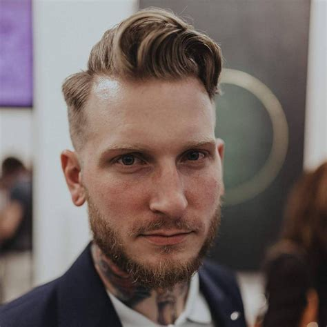 hairstyles for big guys 50 cool guy s haircuts