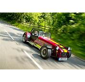 Caterham Cars At Top Gear Supercar Event  Just British