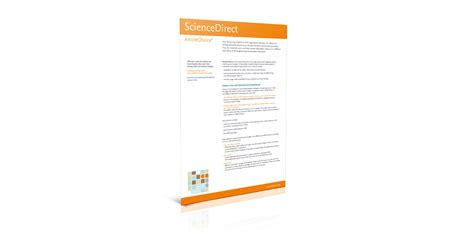 sciencedirect template sciencedirect images invitation sle and invitation design