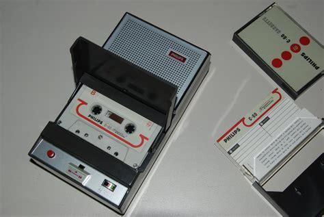 registratori a cassette il nastrone storia della registrazione magnetica