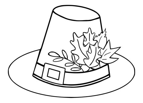 Thanksgiving Color Pages For Kids Z31 Coloring Page Printable Pilgrim Coloring Pages