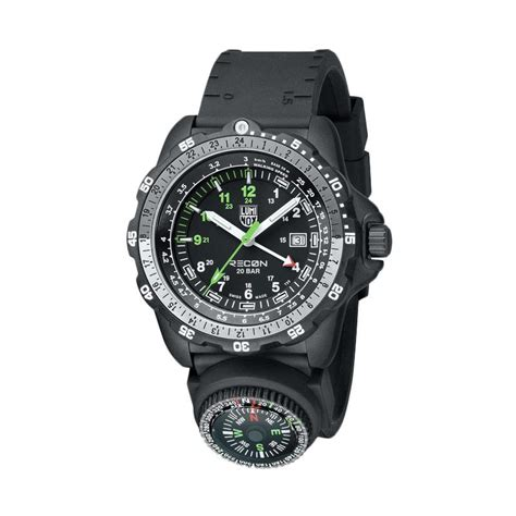 Jam Tangan Model Luminox harga luminox recon nav spc 8831km black intl