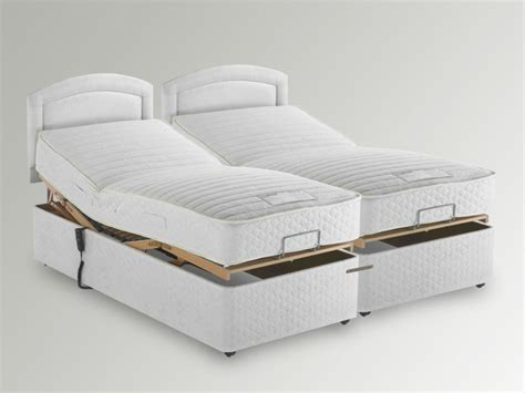 king size adjustable bed furmanac mibed amber electric adjustable king size bed