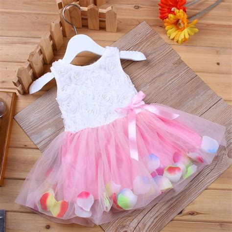 Dress Anak Princess Tutu by Jual Dress Pesta Anak Bayi Perempuan Baju Rok Tutu