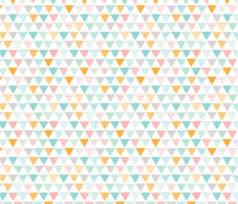 tribal pattern pastel blue geometric tribal aztec triangle pastel colors modern