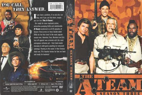 The A Team Tv Series the a team tv series 1983 1987