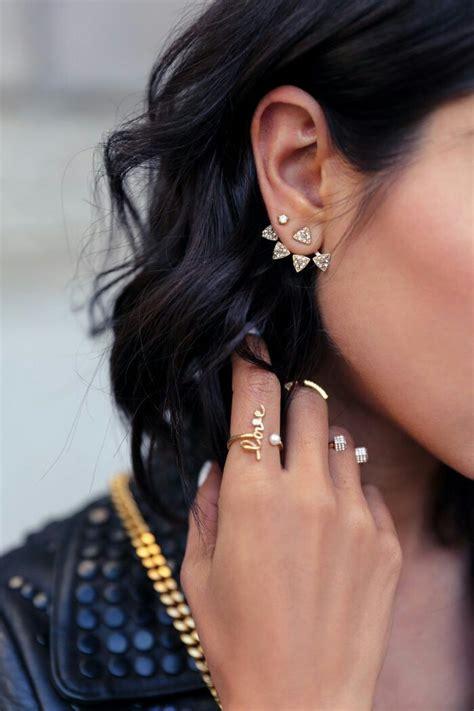 Ear Jackets 12 ways to wear ear cuffs