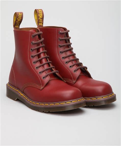 Dr Martens 156169 Made In Docmart Dr Martens dr martens shoes 1460 oxblood made in shoes lester store
