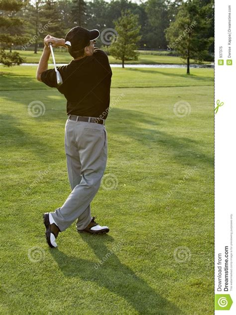 free golf swing videos review golf swing royalty free stock photo image 937375