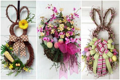 fiori di pasqua diy pasqua 5 idee per decorare la casa bigodino