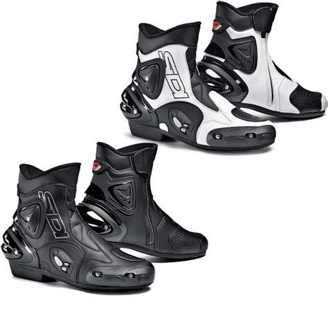 short motorbike boots sidi boots welly klang