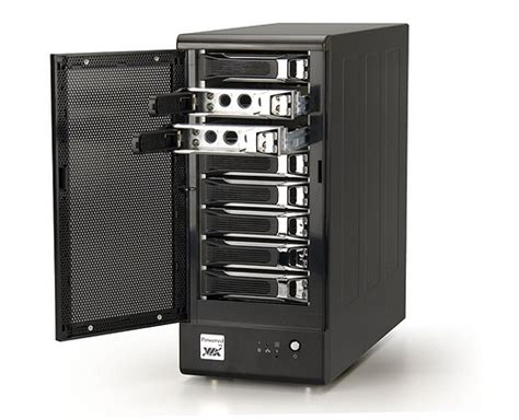 home storage server via debuts nsd7800 network storage server