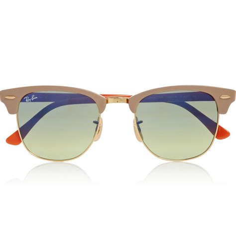 Fancy Glasses Fancy Clubmaster Sunglasses By Ban