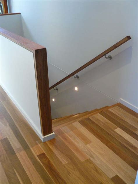 Timber Handrail Stair Railings Geelong Staircase Handrails Steel