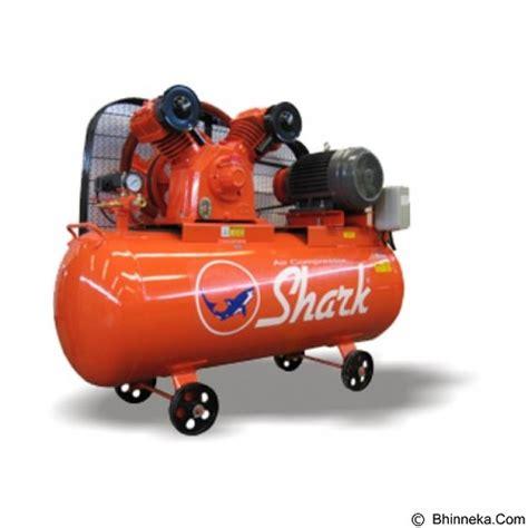 Harga Kompresor 5 Hp jual shark kompressor 7 5 hp auto motor lvpm 1075