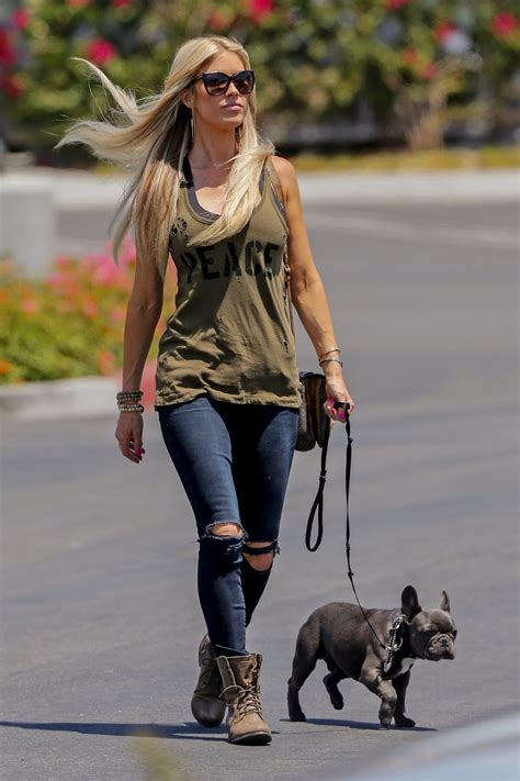el moussa christina el moussa out with her dog in orange county 07