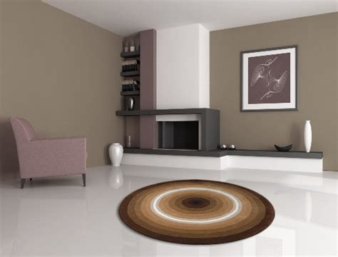 tappeti a basso costo tappeti rotondi salotto idee per il design della casa