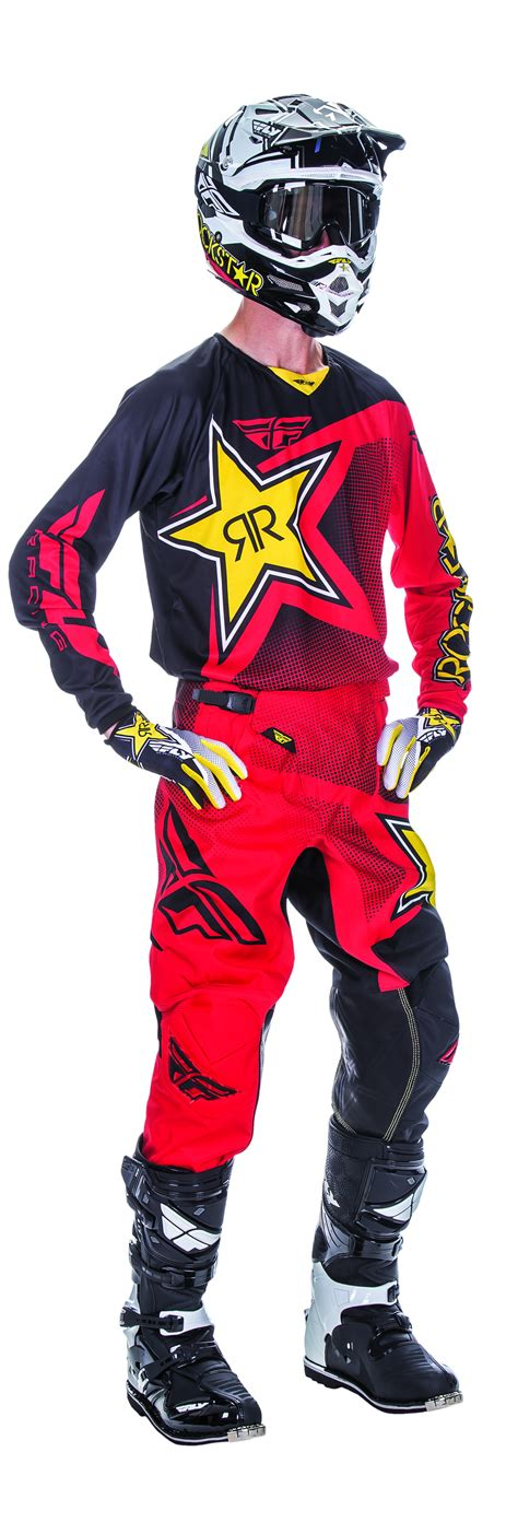 rockstar motocross gear 100 rockstar motocross helmet fly racing f2 carbon