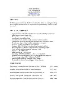 resume community supervisor