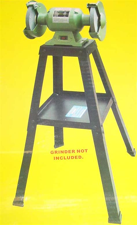 bench grinder table bench grinder stand or vise vending table universal new ebay