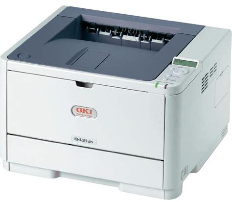 Toner Oki okidata b431dn laser printer duplex network
