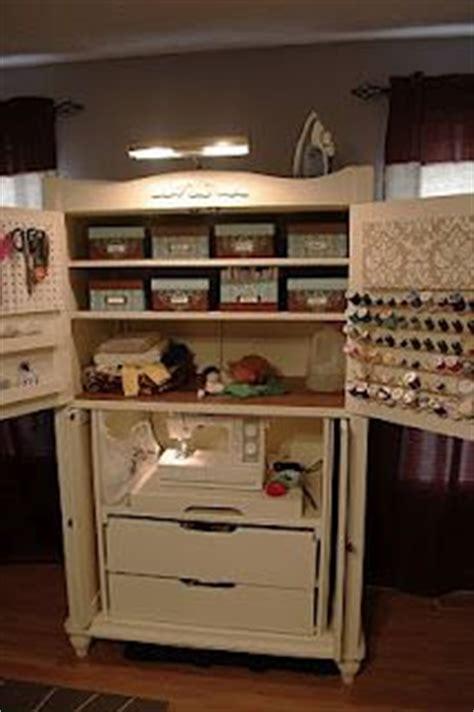 handwerk schrank organisation ideen sewing cabinet n 228 hecke n 228 hschrank n 228 hecke