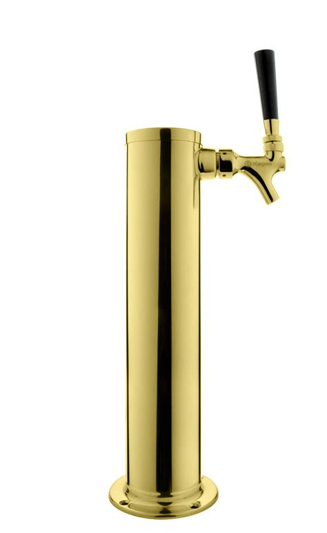 pvd brass single faucet draft tower 14 quot 3
