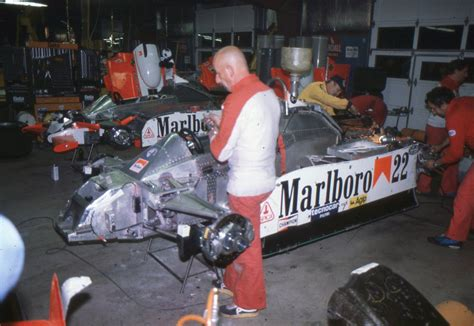 Usa Garage Formula 1 History In Pictures 1950 1999 F1technical Net