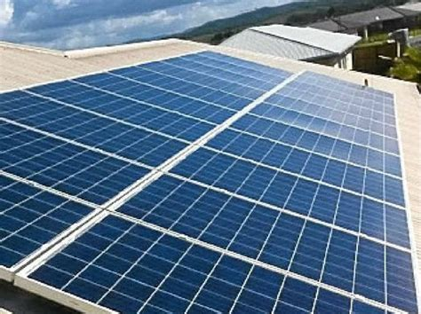 solar power options green shire southern downs regional council is considering the installation of solar energy