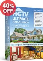 hgtv ultimate home design software 5 0 new hgtv home landscaping decks design software