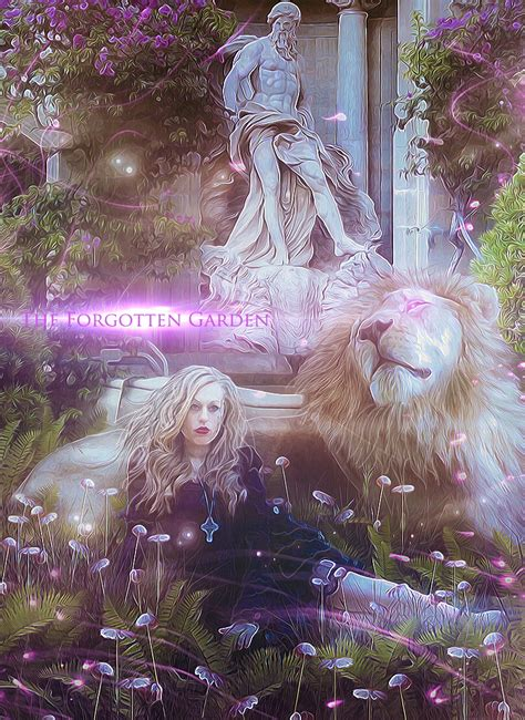 The Forgotten Garden (Manip Commission) by fhelalr on
