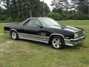 Picture of 1987 chevrolet el camino ss exterior