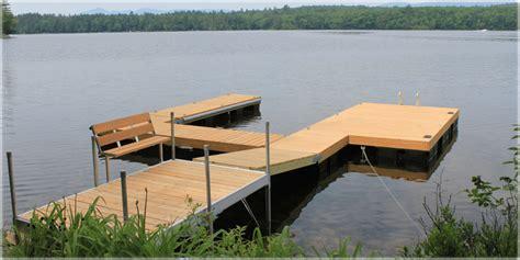 float boat wood floating boat dock plans diy woodworking